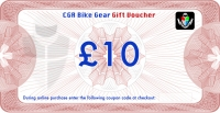 CGR Bike Gear - £10 Gift Voucher