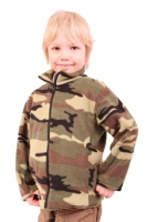 CGR Junior Camouflage Jacket
