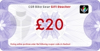 CGR Bike Gear - £20 Gift Voucher