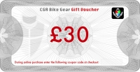 CGR Bike Gear - £30 Gift Voucher