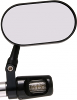 Oblong Mirrors with Indicators
