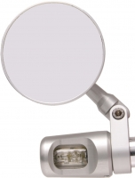Round Mirrors with Indicators